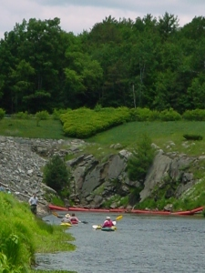 Millers River at Birch Hill Dam, Royalston
