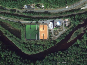 Erving Waste Water Treatment Plant