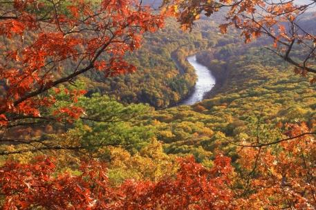 Millers River, Erving Ledges