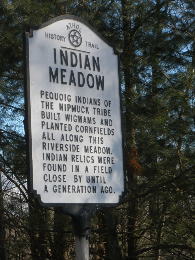 Indian Meadow by Ivan Ussach